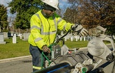 Pipe Bursting Key to Arlington National Cemetery Water Main Replacement