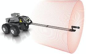 Laser Equipment - Envirosight laser profiling accessory for ROVVER X