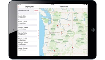 Mobile App Simplifies On-the-Go Time Tracking