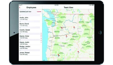 ExakTime Mobile 2.0 for Apple devices