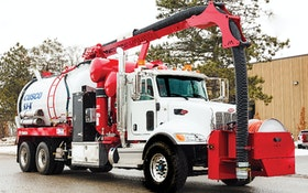Cusco's New Sewer Jetter Focuses on Easy Use, Simple Maintenance
