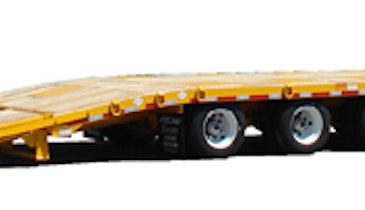Hydraulic Power Extends Redesigned Bi-Fold Ramps