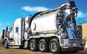 Hydroexcavation Equipment - Foremost 1600 Hydrovac