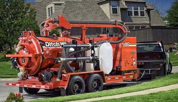 City Boosts Productivity with Versatile Vacuum Excavator