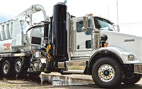 Hydroexcavation Trucks and Trailers - GapVax HV-55