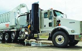 Hydroexcavation Trucks and Trailers - GapVax HV55 HydroVax