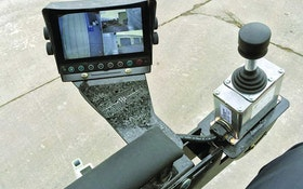 Guzzler vacuum loader camera system