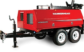 HammerHead Trenchless winch