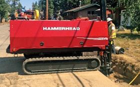 Pipe Bursting - HammerHead Trenchless HG2200