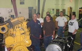 Scoring Success With Diesel Mechanics Training