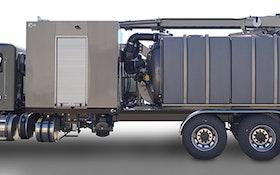 Hydroexcavation Equipment - Hi-Vac X-Vac X-13