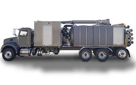 Hi-Vac X-Vac X-13 hydroexcavator