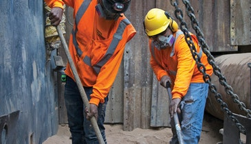 Tunneling Company Uses Technology to Continue Growth