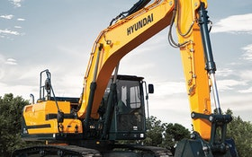 Excavators/Excavating Equipment - Hyundai Construction Equipment Americas HX220L