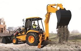 New Backhoe Offers Robust Design