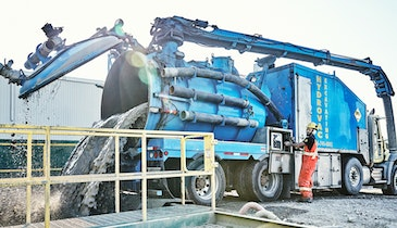Hydroexcavation Company Finds a Green Way to Save Green