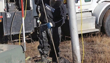 Family Finds Success With Hydroexcavation Company