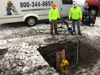 Pipe Bursting Provides Boon For Company Focused on Trenchless Solutions