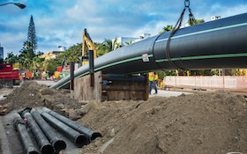 Using HDD, a South Florida Contractor Puts in a New Pipeline Under Budget