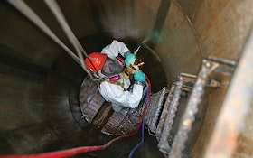 10 Photos of Proper Confined-Space Entry Work