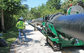 Mix of New Installations and Rehabilitation Get Community's Sewer System Back on Track