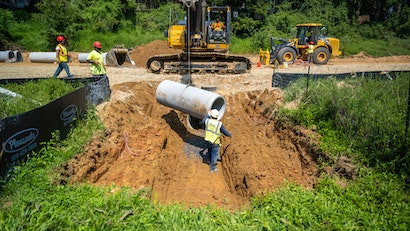 New Stimulus Package Addresses Nation's Infrastructure