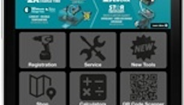 Makita Launches Tool Management Mobile App