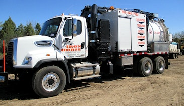 Digging Machine: Iron Horse Hydrovac Co.
