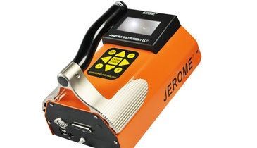 Thames Water Utility Chooses Jerome Analyzers