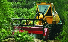 Erosion Control - Jarraff Industries Geo-Boy Brush Cutter