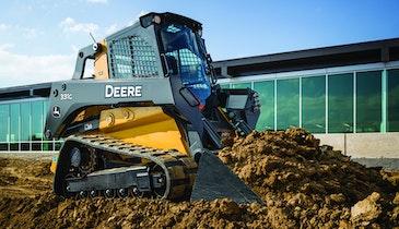 Even Big, Tough Compact Equipment Needs TLC