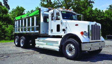 J&J Truck Bodies CNG fleet