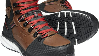 KEEN Utility Red Hook Work Boot