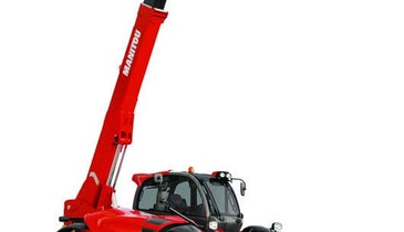 Manitou multipurpose loader