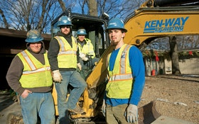 Iowa Contractor Goes Trenchless With Septic System Installations