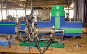 McElroy Acrobat 315 fusion machine