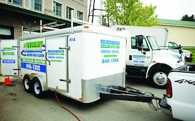 Trailer Jetters Help New York Cleaner Power Through Clogged Pipes