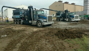 Hydroexcavation Contractor Continues Cleanup Work in Houston