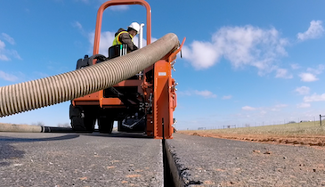 New Microtrencher Cuts Costs on Fiber Job Sites