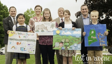 Young Artists Celebrated During 2014 Maine Clean Water Week
