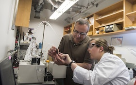Tabletop Device to Trace Fracking Fluids