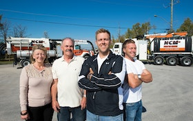 Family Business Finds Niche in Remote Hydroexcavation