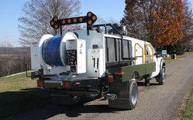 Truck Jetter Designed for True Truck-Mounted Applications