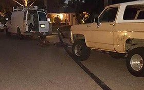On the Job: Pipe Bursting Saves Customer's Driveway