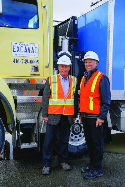 Ontario Excavac Uses Hydroexcavators To Keep Customers' Operations Moving