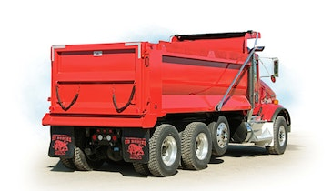 New Ultralight Dump Body Tackles Range of Applications