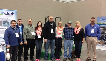 South Dakota Pumper Wins National Roe-D-Hoe Competition at Pumper & Cleaner Expo