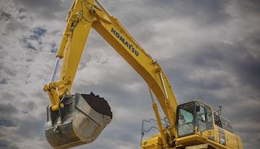 Komatsu Introduces New Intelligent Machine Control Excavator
