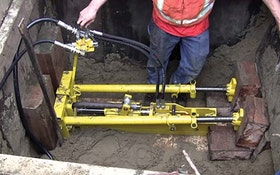 Two Different Types of Pipe Bursting Machines Bring Plenty of Options