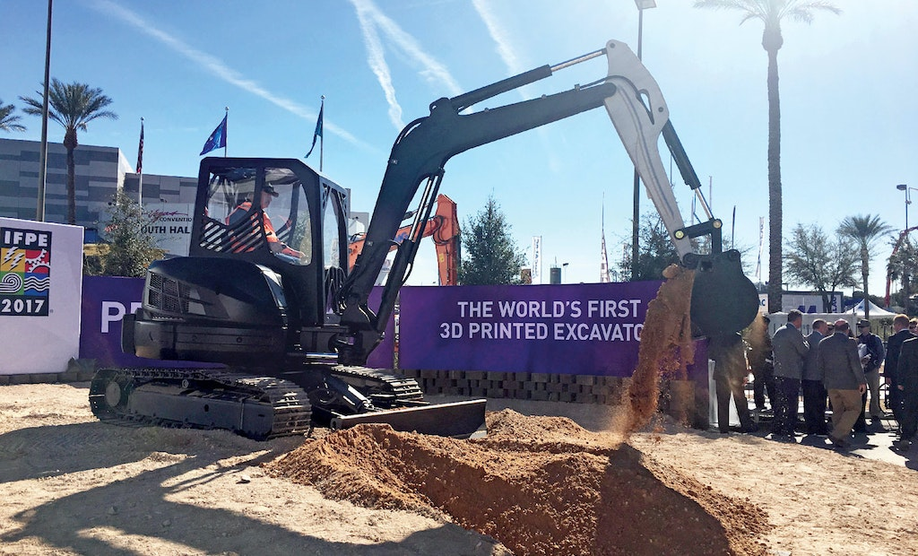 3D Printing Could End up Helping the Construction Industry With Cost-Savings and Faster Manufacturing Time